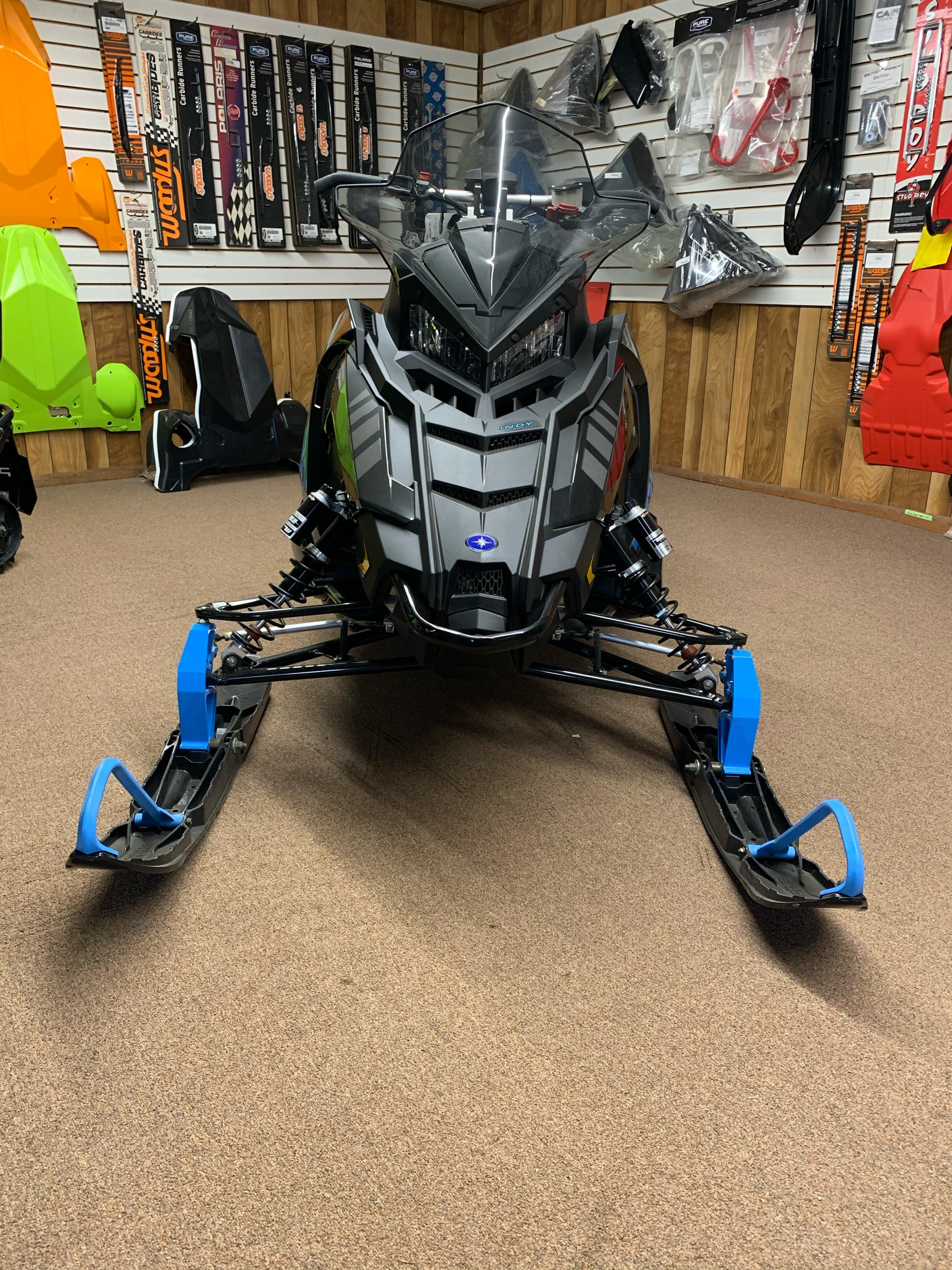 2020 Polaris 850 Indy XC 129 SC in Mars, Pennsylvania - Photo 1