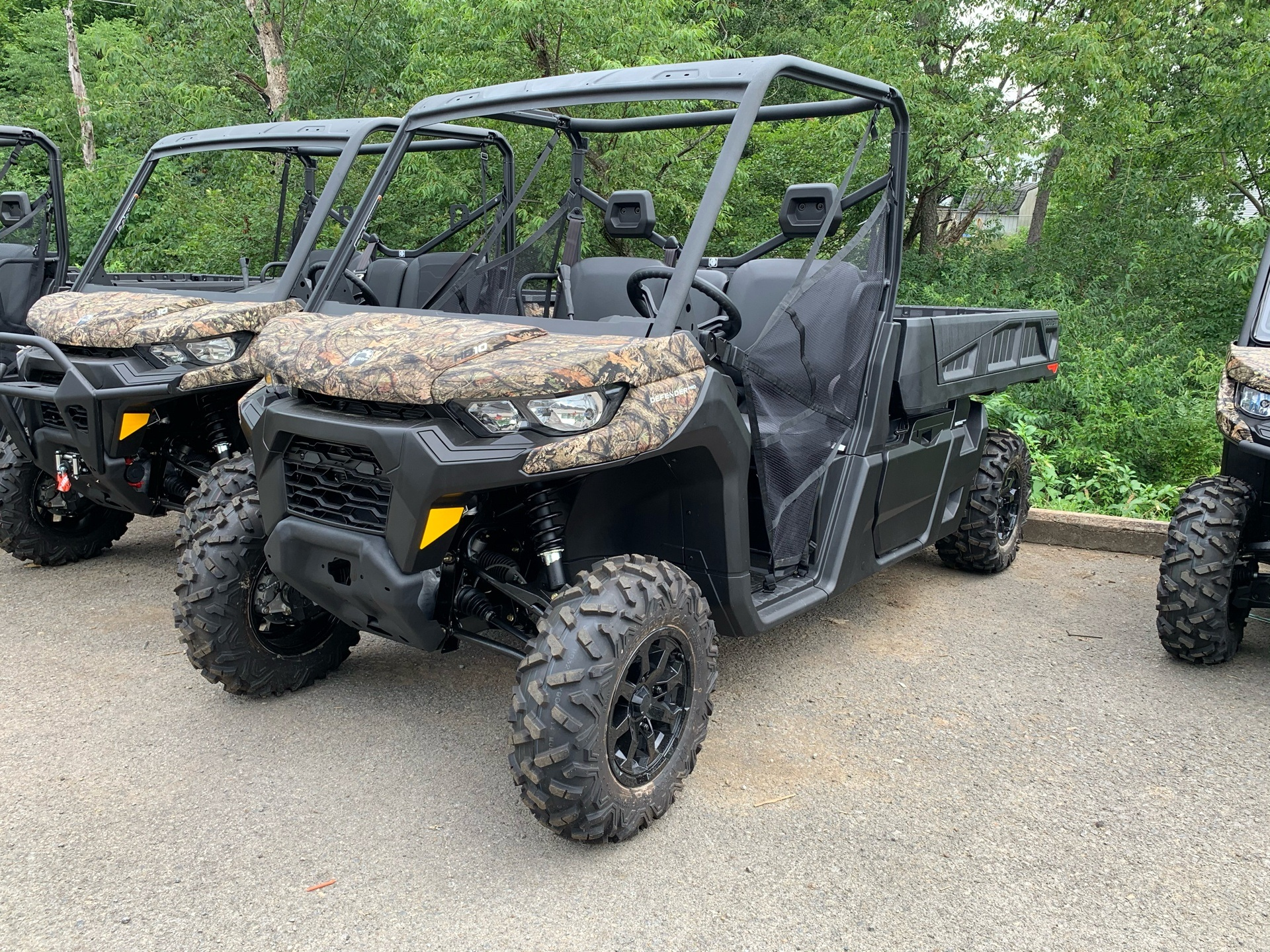 2020 Can-Am Defender Pro DPS HD10 in Mars, Pennsylvania - Photo 1