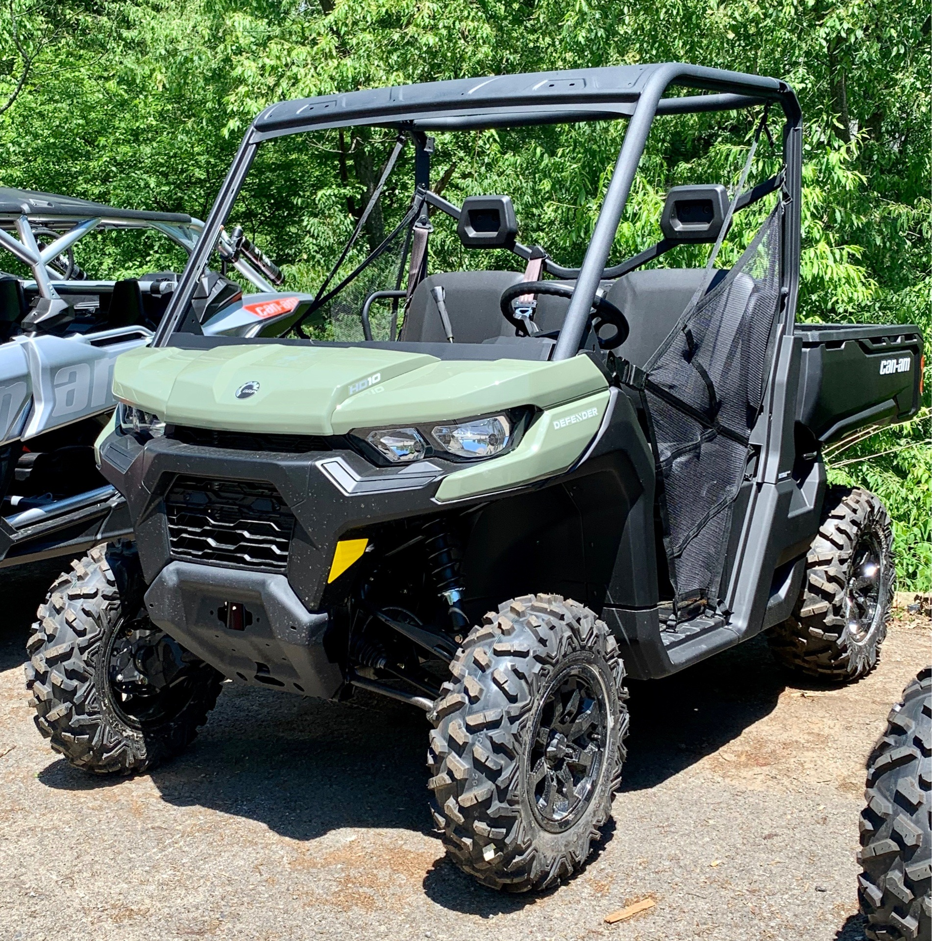 2020 Can-Am Defender DPS HD10 in Mars, Pennsylvania - Photo 1