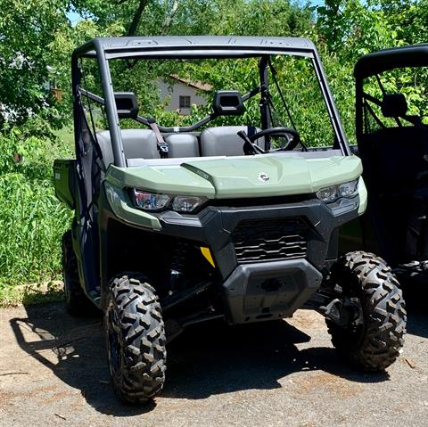 2020 Can-Am Defender DPS HD10 in Mars, Pennsylvania - Photo 2