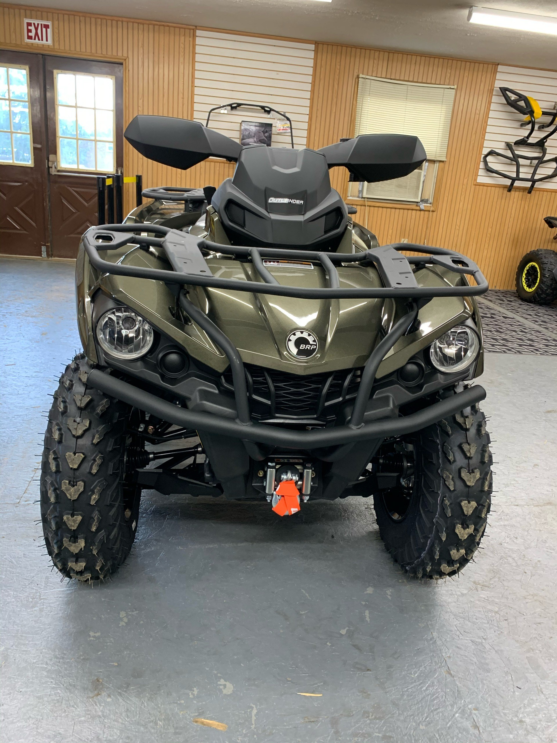 2021 Can-Am Outlander XT 570 in Mars, Pennsylvania - Photo 2