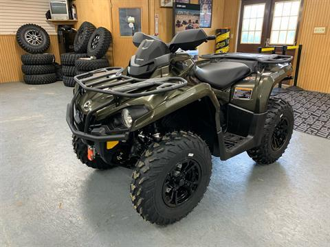 2021 Can-Am Outlander XT 570 in Mars, Pennsylvania - Photo 3