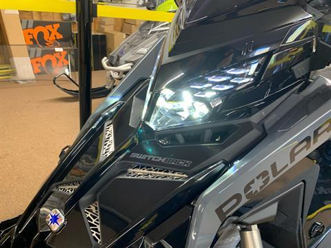 2021 Polaris 850 Switchback Assault 146 SC in Mars, Pennsylvania - Photo 3