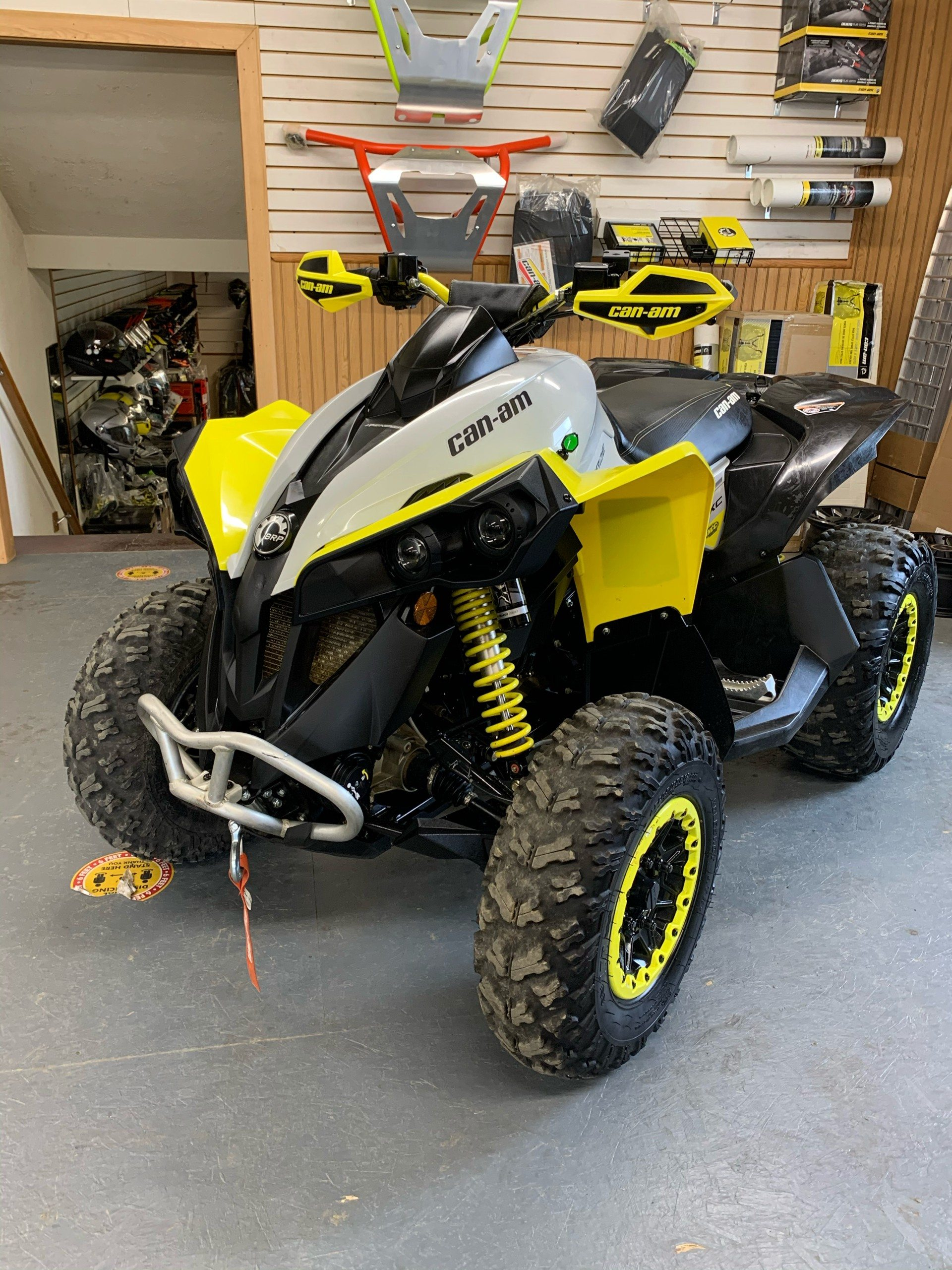 2019 Can-Am Renegade X xc 1000R in Mars, Pennsylvania - Photo 1