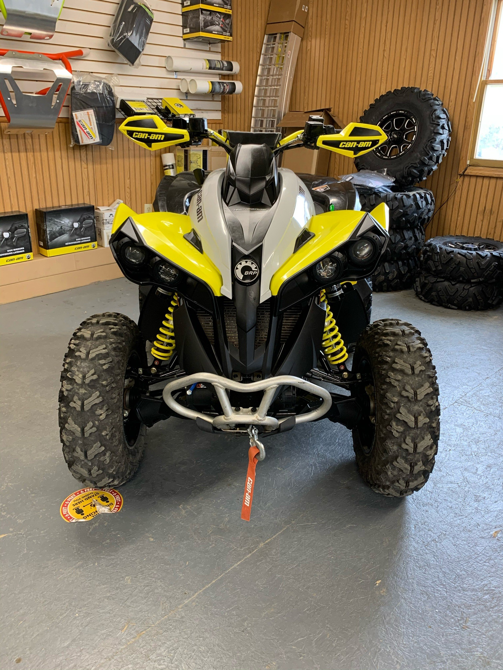 2019 Can-Am Renegade X xc 1000R in Mars, Pennsylvania - Photo 3