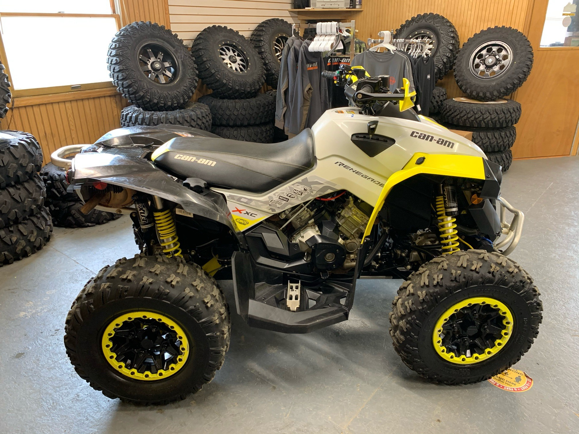 2019 Can-Am Renegade X xc 1000R in Mars, Pennsylvania - Photo 4