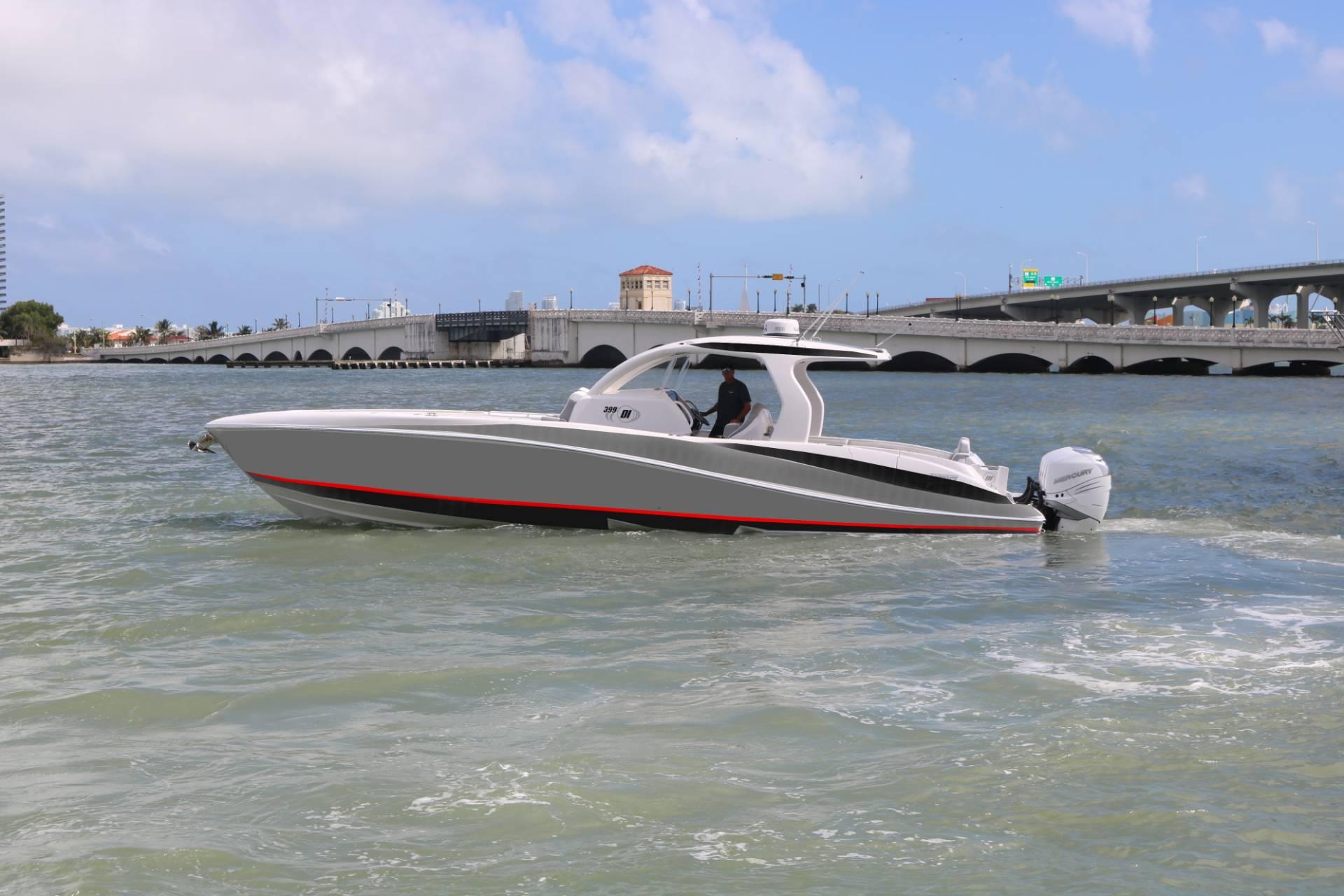 2019 Deep Impact 399 Sport Power Boats Outboard Osage Beach Missouri