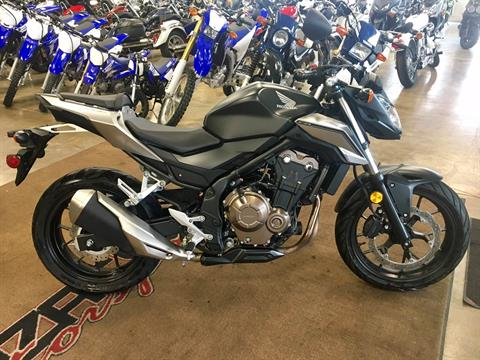 2016 Honda CB500F in Salt Lake City, Utah