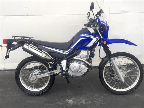 2014 Yamaha XT250 in Salt Lake City, Utah