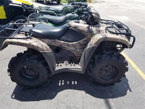 2013 Honda FourTrax® Foreman® 4x4 ES with EPS in Fort Pierce, Florida