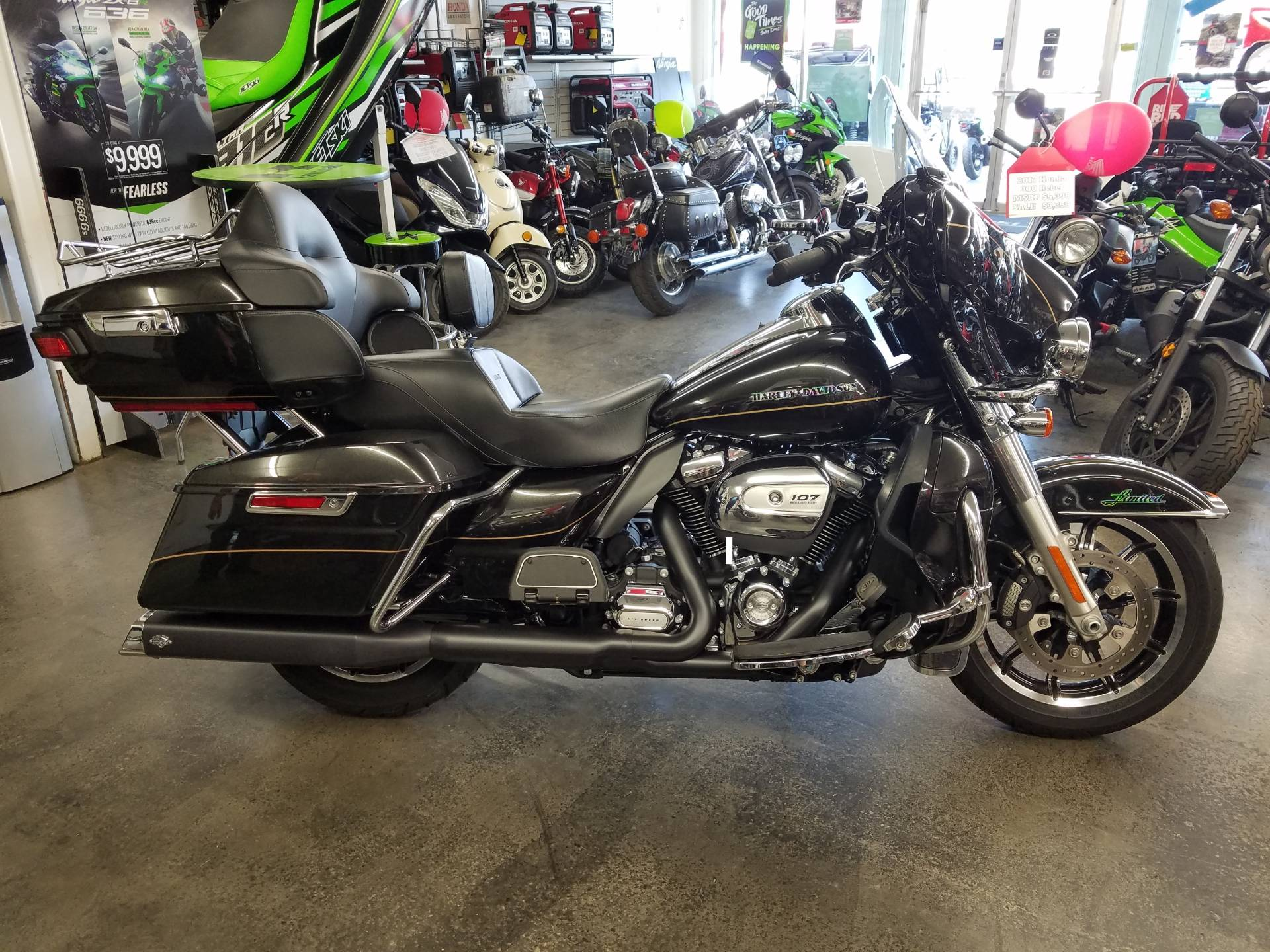 2017 Harley Davidson Ultra Limited In Fort Pierce Florida Photo 1