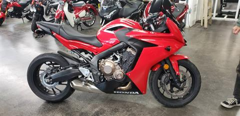 2018 Honda CBR650F in Fort Pierce, Florida - Photo 2
