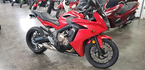 2018 Honda CBR650F in Fort Pierce, Florida - Photo 3