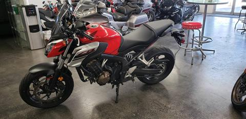 2018 Honda CB650F in Fort Pierce, Florida - Photo 3