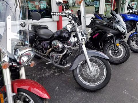 2002 Honda Shadow Ace 750 Deluxe in Fort Pierce, Florida