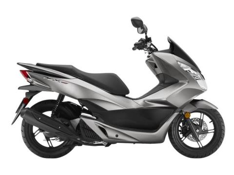 2016 Honda PCX150 Steel Grey in Fort Pierce, Florida