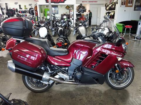 2009 Kawasaki Concours™ 14 ABS in Fort Pierce, Florida
