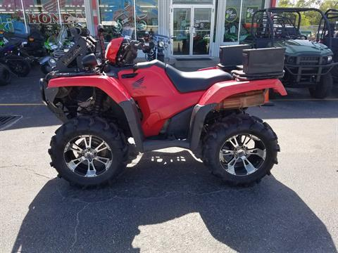 2015 Honda FourTrax® Foreman® Rubicon® 4x4 DCT EPS in Fort Pierce, Florida