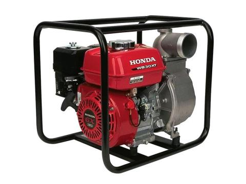 2015 Honda Power Equipment WB30 in Fort Pierce, Florida