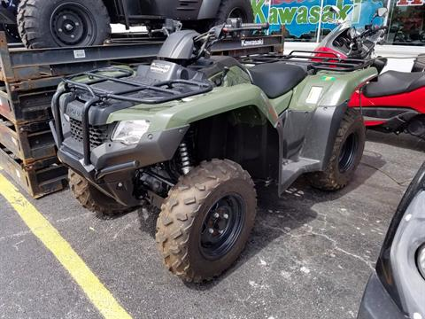 2017 Honda FourTrax Rancher 4x4 ES in Fort Pierce, Florida