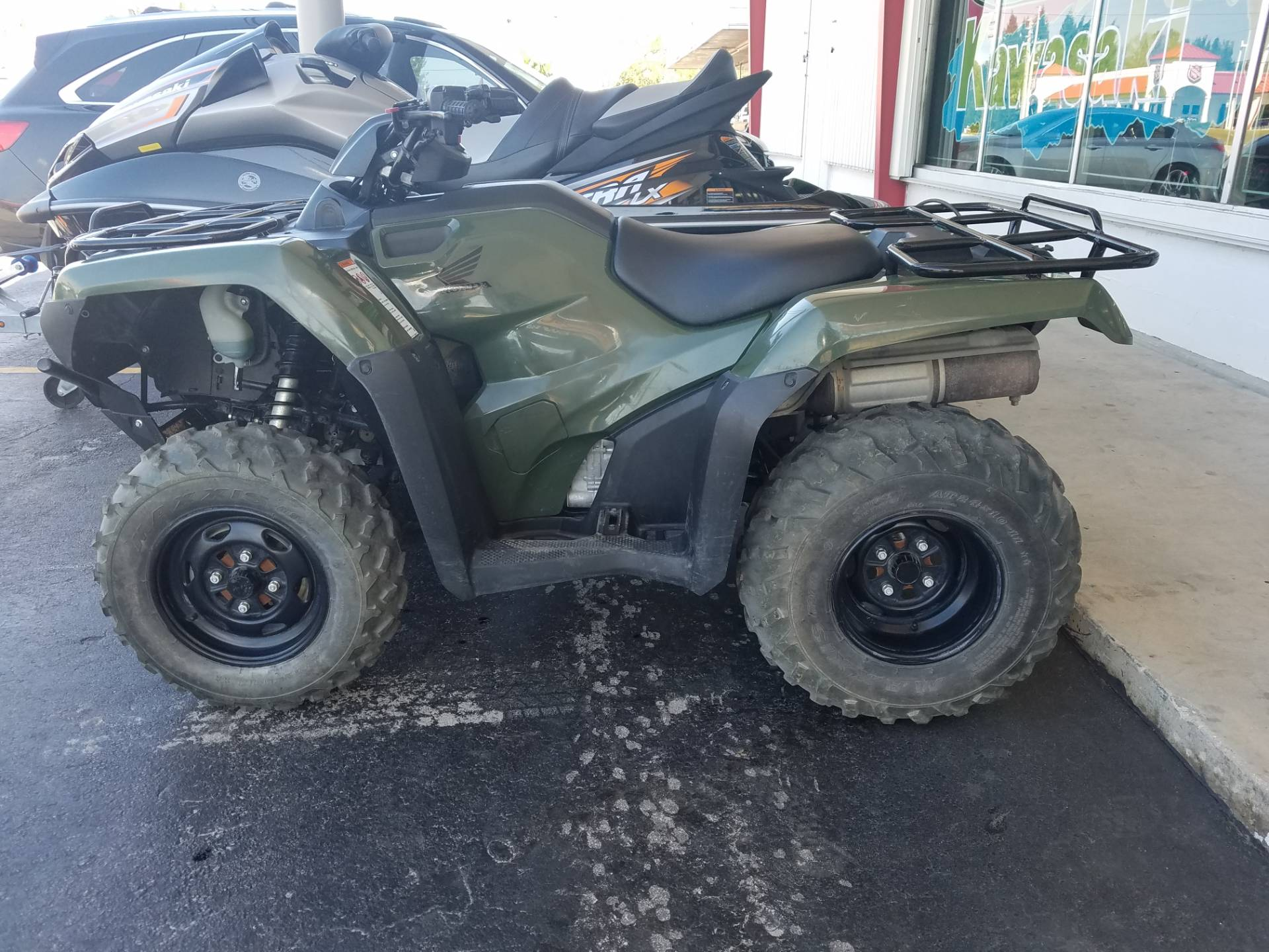 2016 Honda FourTrax Rancher ES in Fort Pierce, Florida - Photo 3