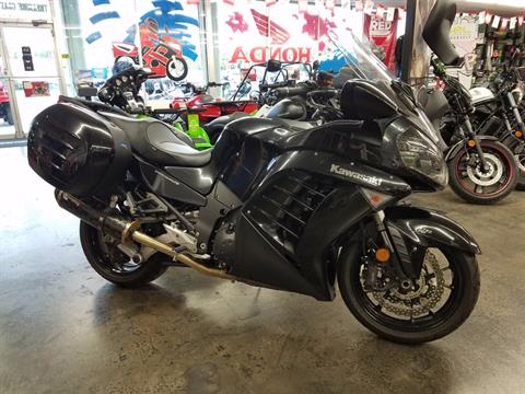 2015 Kawasaki Concours® 14 ABS in Fort Pierce, Florida