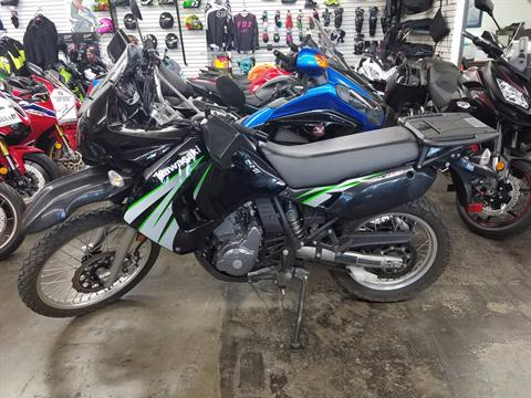 2009 Kawasaki KLR™650 in Fort Pierce, Florida