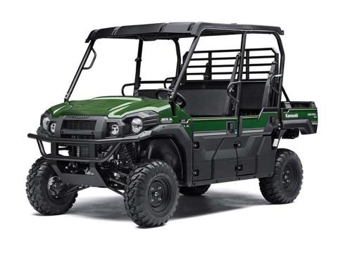 2016 Kawasaki Mule PRO-DXT EPS LE Timberline Green in Fort Pierce, Florida