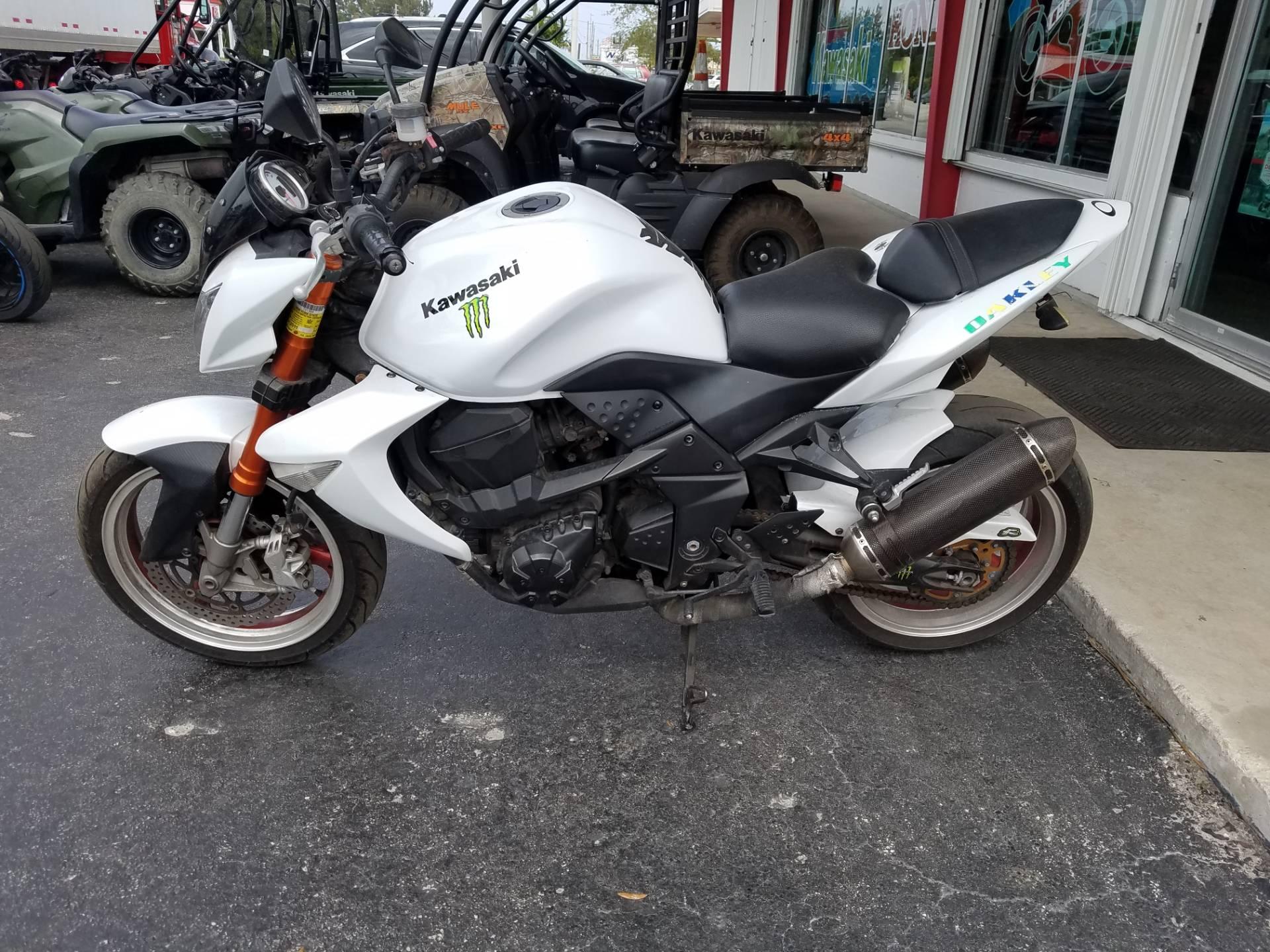 Used 2008 Kawasaki Z1000 Motorcycles In Fort Pierce Fl Stock