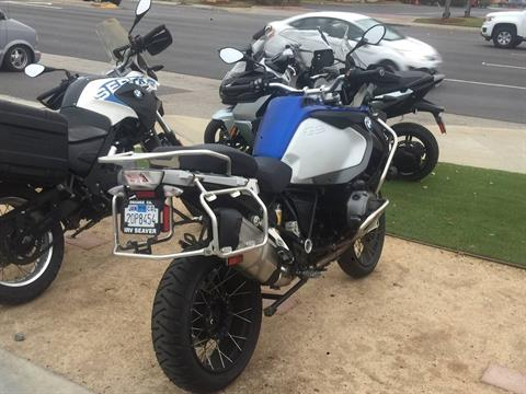 2015 BMW R 1200 GS Adventure in Orange, California