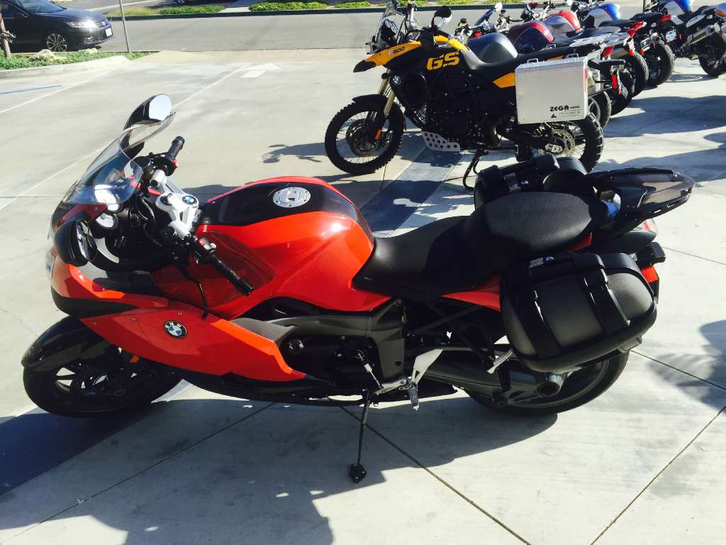 2011 BMW K 1300 S in Orange, California
