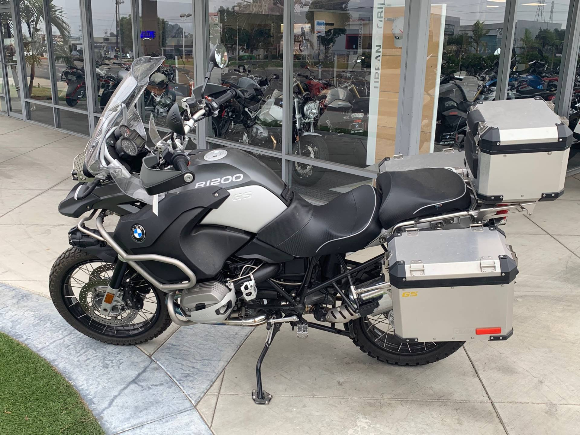 2011 BMW R 1200 GS Adventure in Orange, California - Photo 1