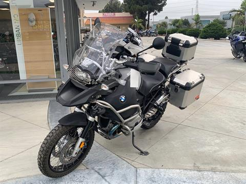 2011 BMW R 1200 GS Adventure in Orange, California - Photo 2