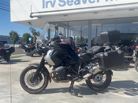 2011 BMW R 1200 GS in Orange, California - Photo 1