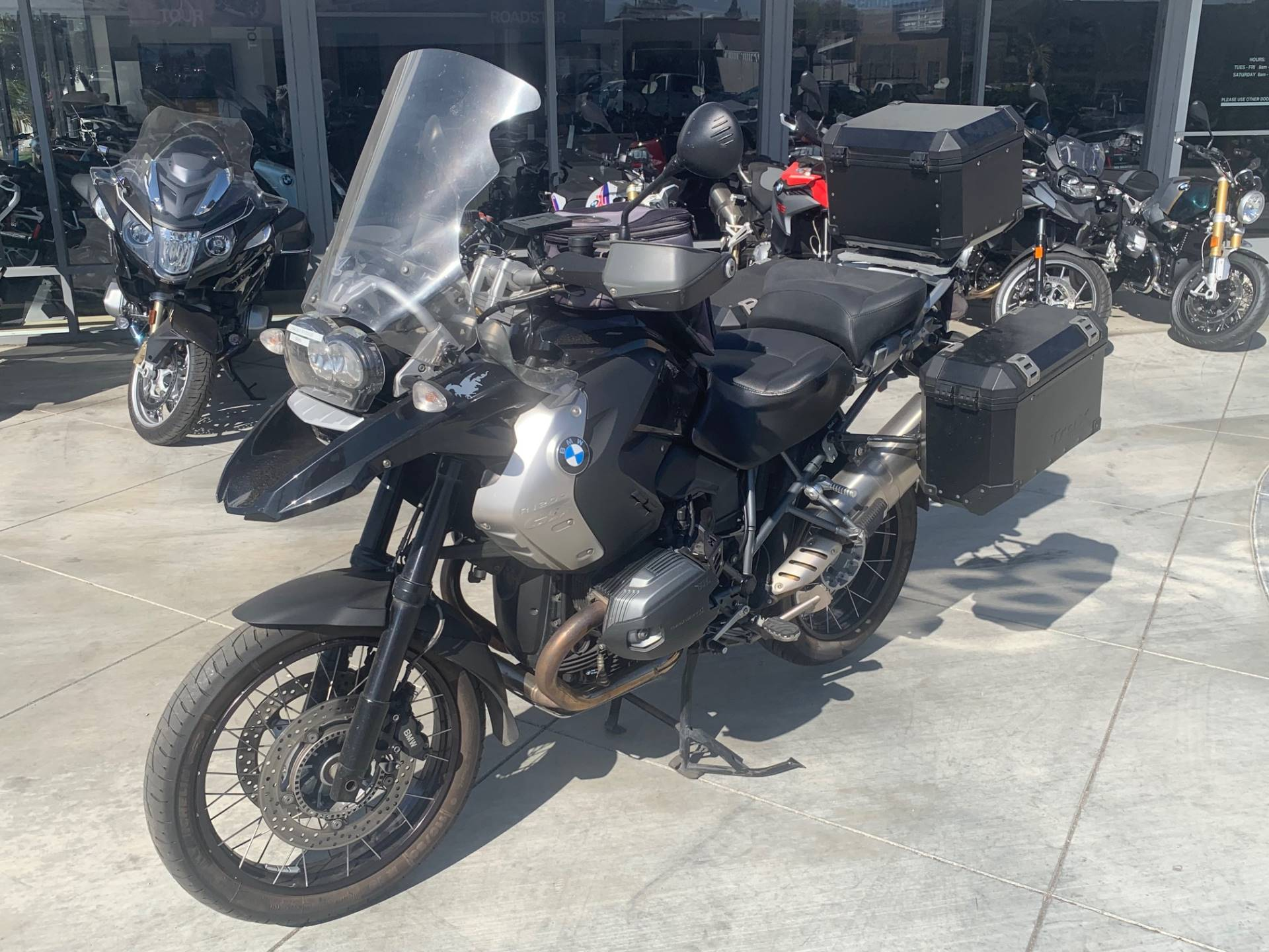 2011 BMW R 1200 GS in Orange, California - Photo 2