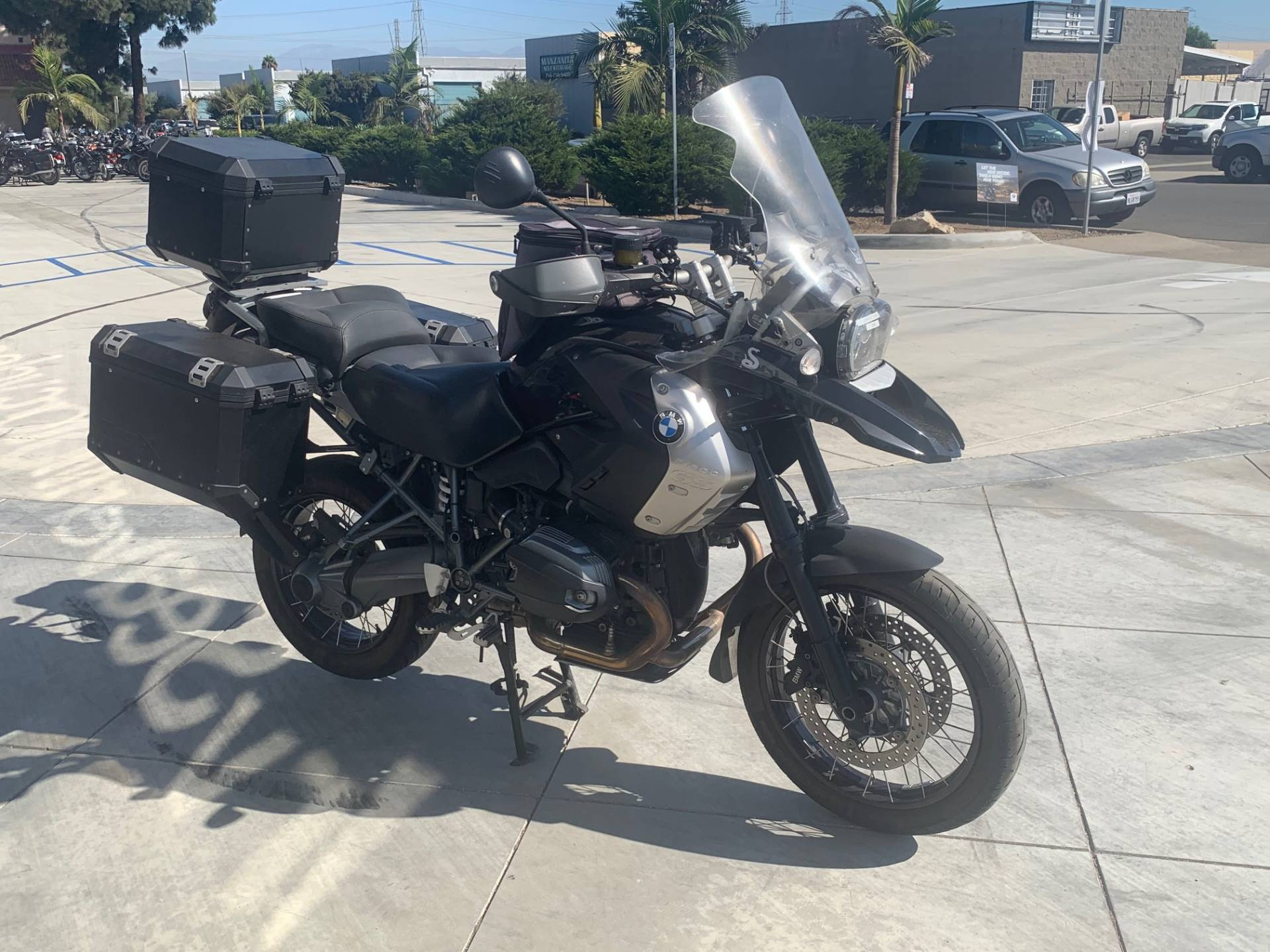 2011 BMW R 1200 GS in Orange, California - Photo 3