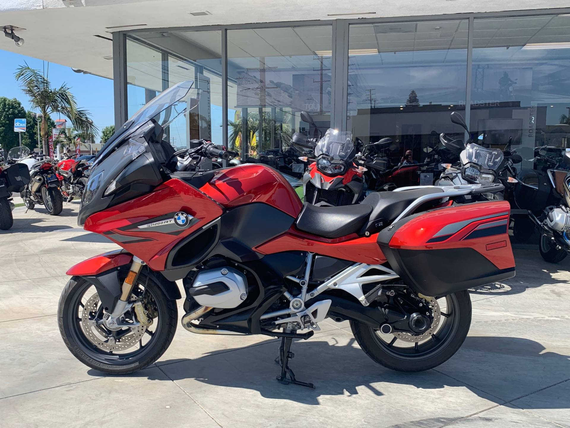2018 BMW R 1200 RT in Orange, California - Photo 1