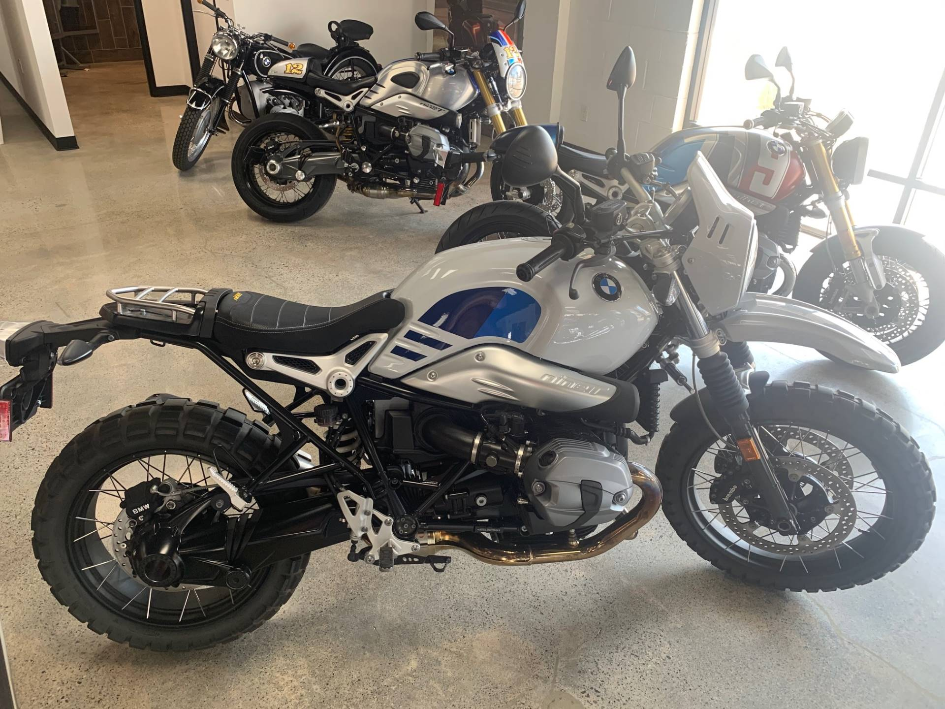 2018 BMW R nineT Urban G/S in Orange, California - Photo 2
