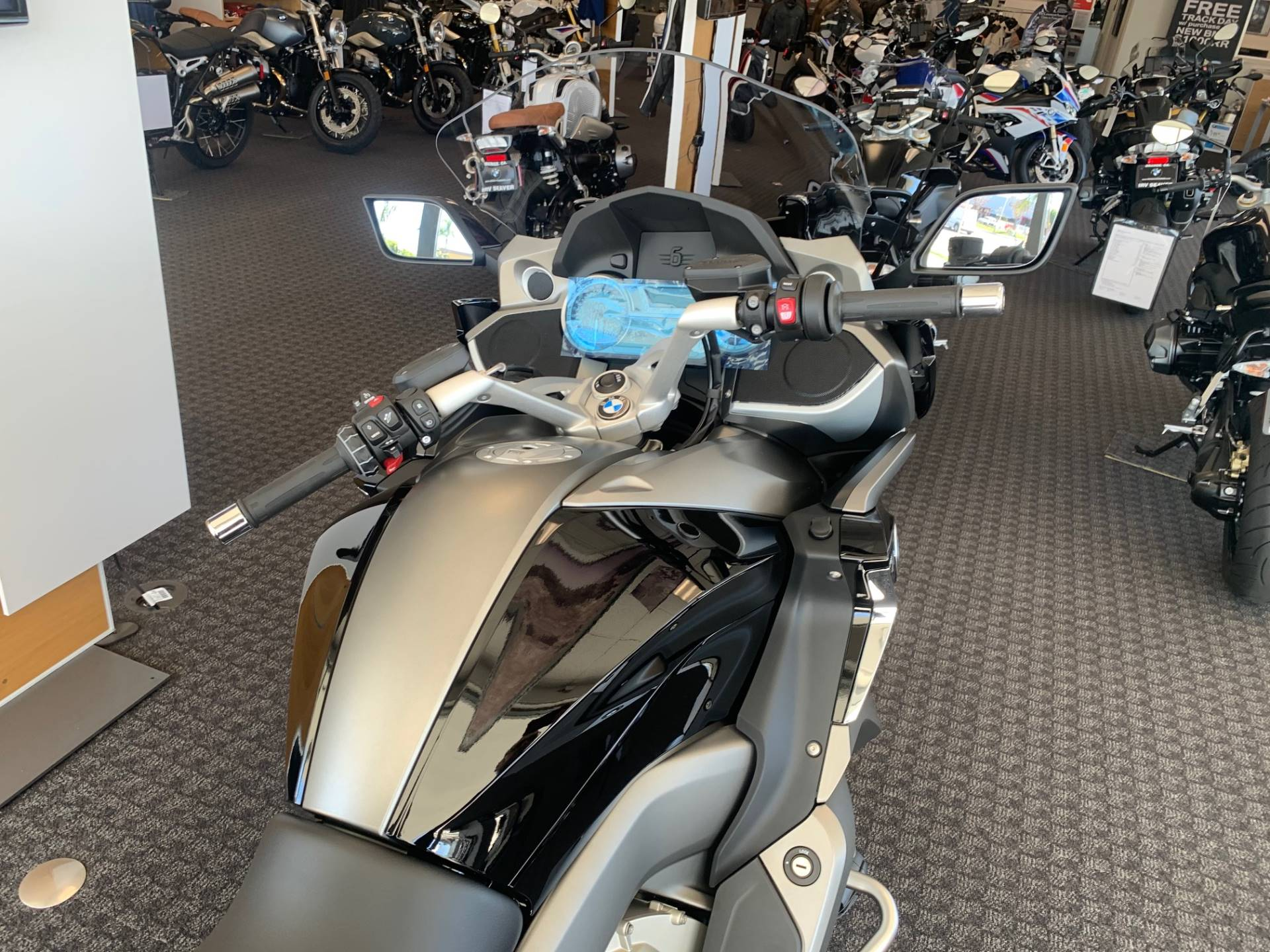 2020 BMW K 1600 GTL in Orange, California - Photo 5
