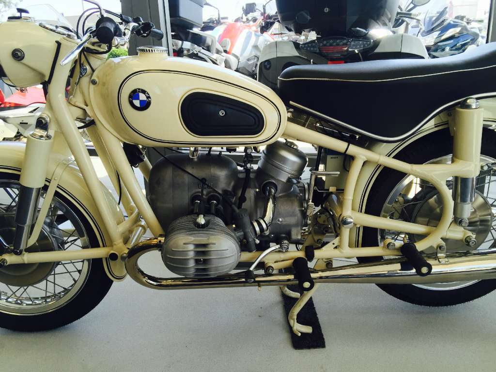 1965 BMW R60/2 in Orange, California - Photo 4