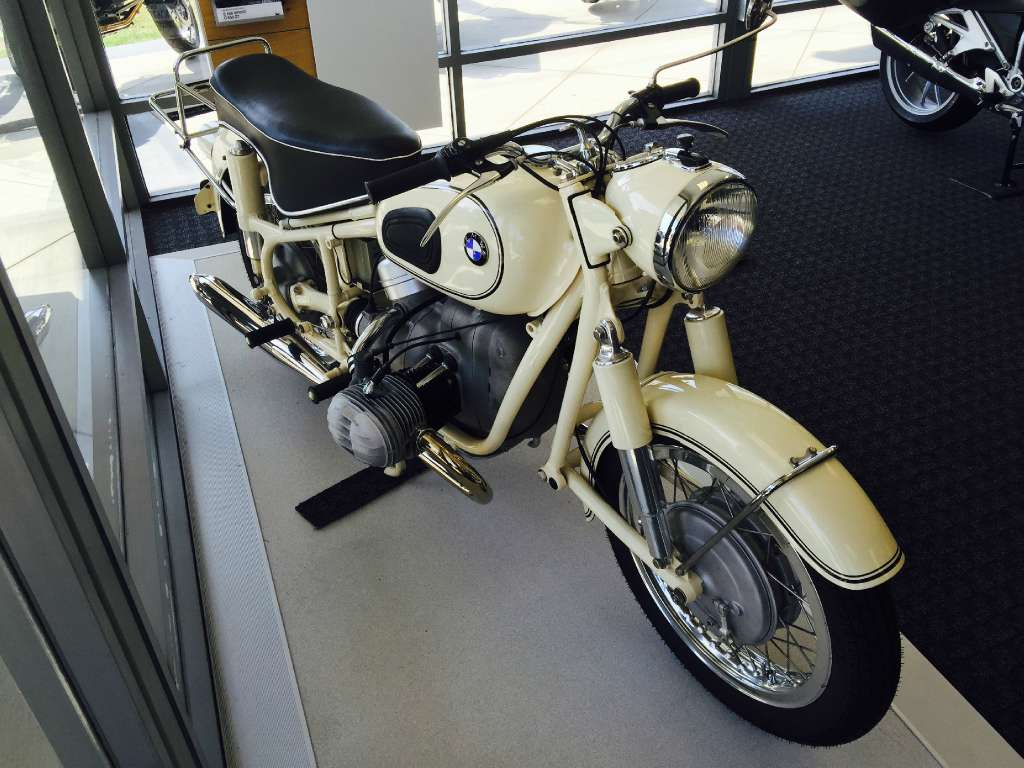 1965 BMW R60/2 in Orange, California - Photo 11