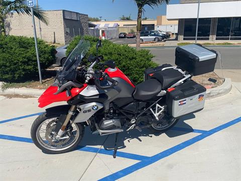 2016 BMW R 1200 GS in Orange, California