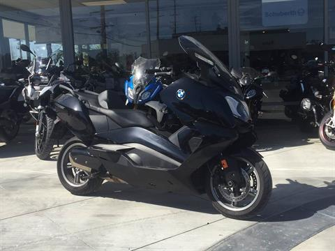 2015 BMW C 650 GT in Orange, California