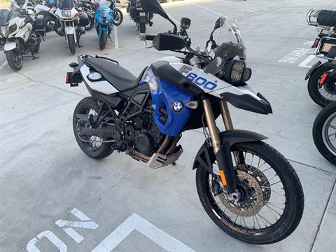2012 BMW F 800 GS in Orange, California