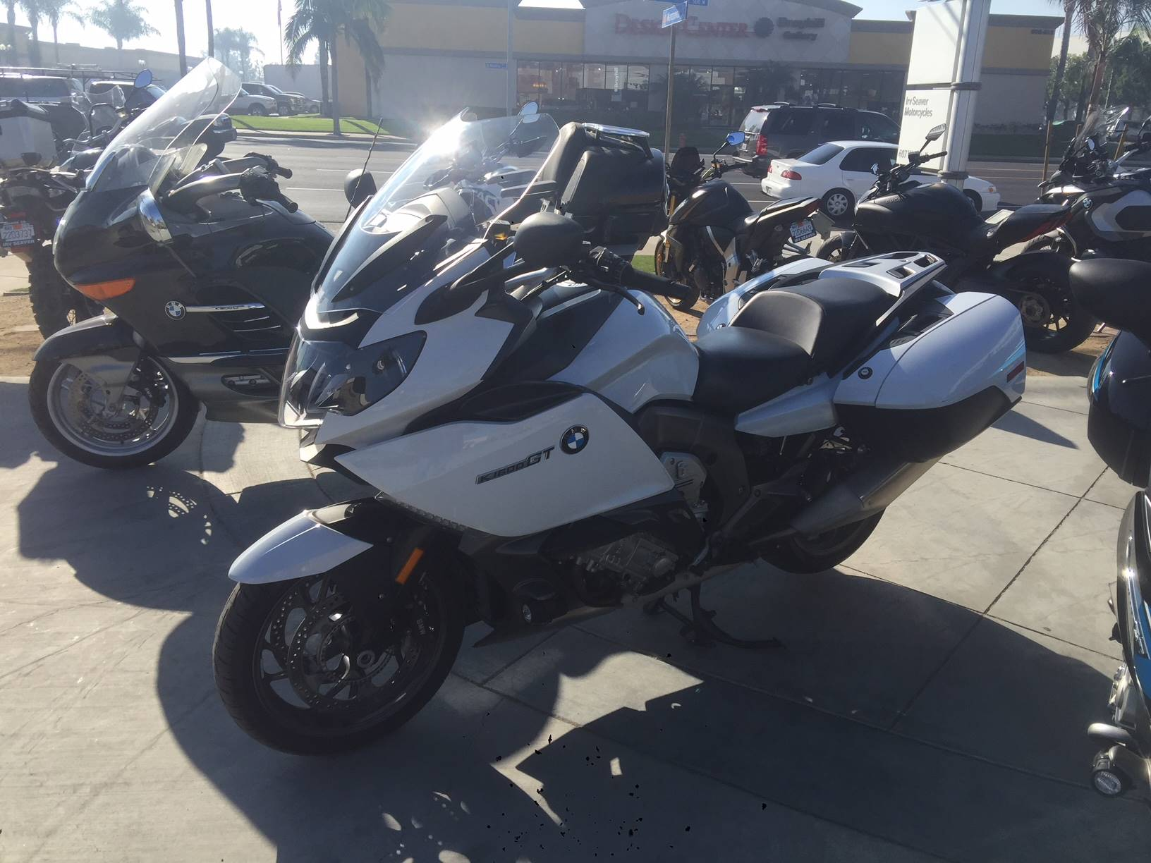 2015 BMW K 1600 GT in Orange, California - Photo 3