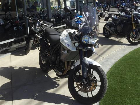 2016 Triumph Tiger 800 XRT in Orange, California