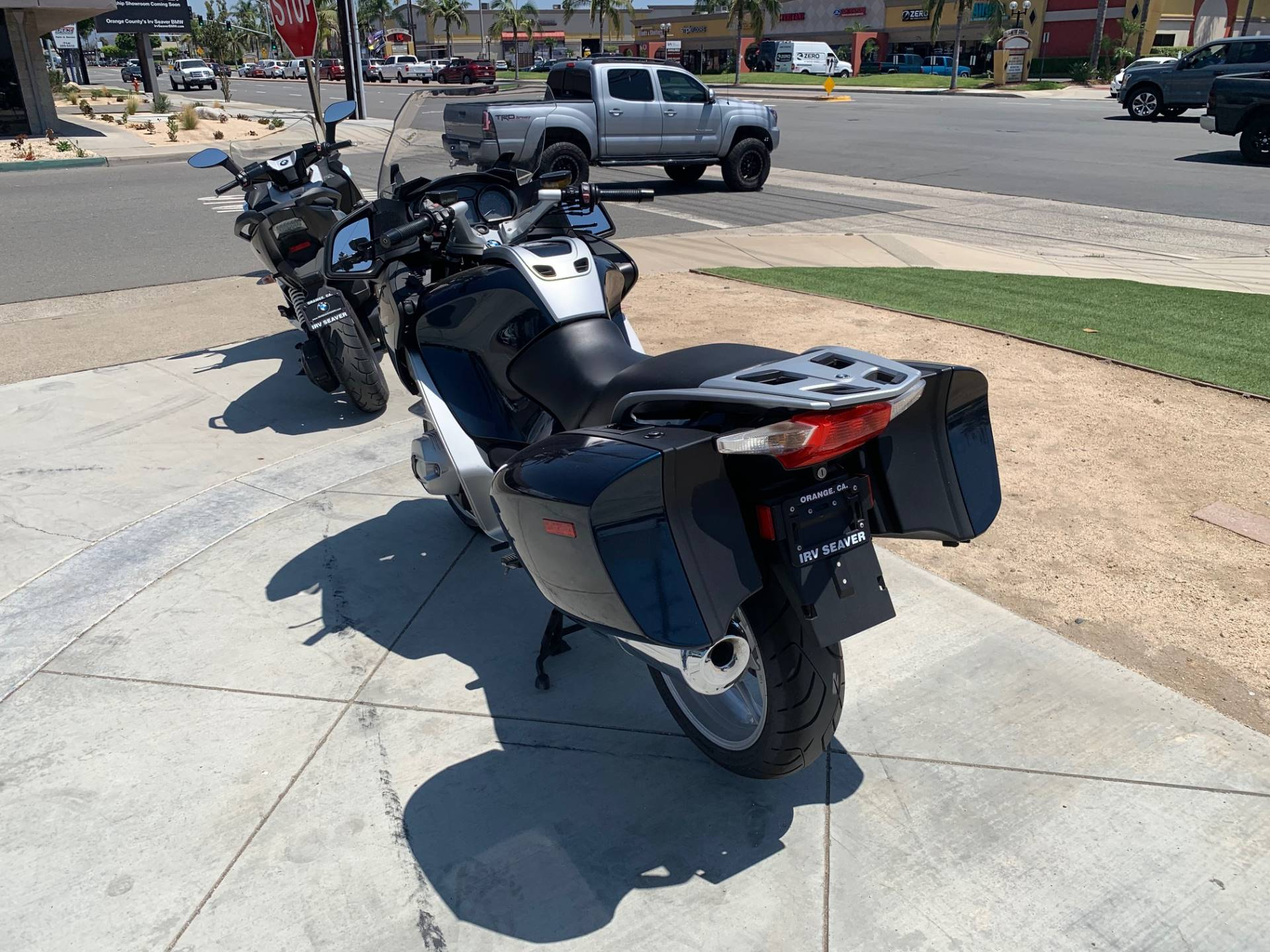 2013 BMW R 1200 RT in Orange, California - Photo 3