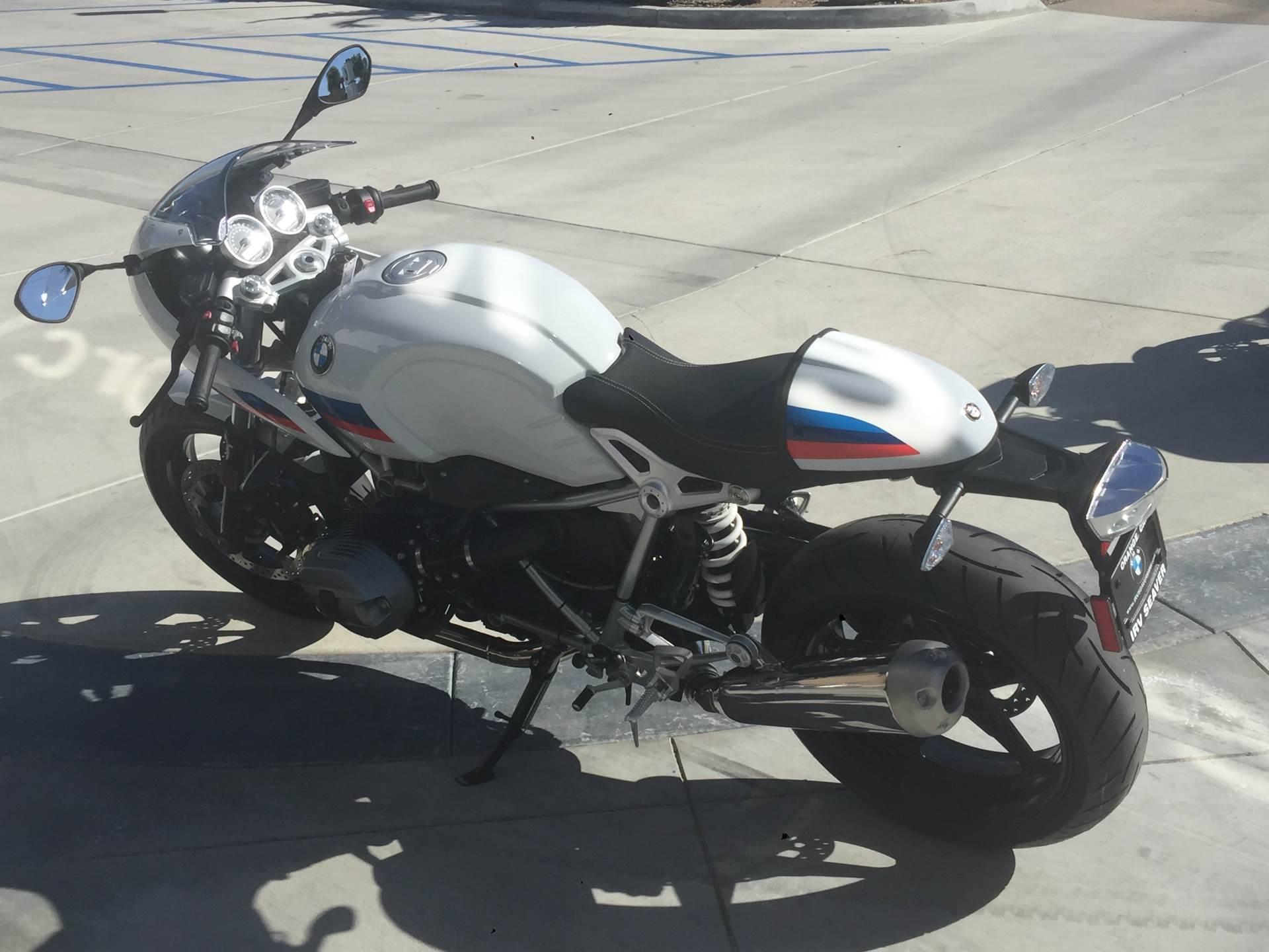 2017 BMW R nineT Racer in Orange, California