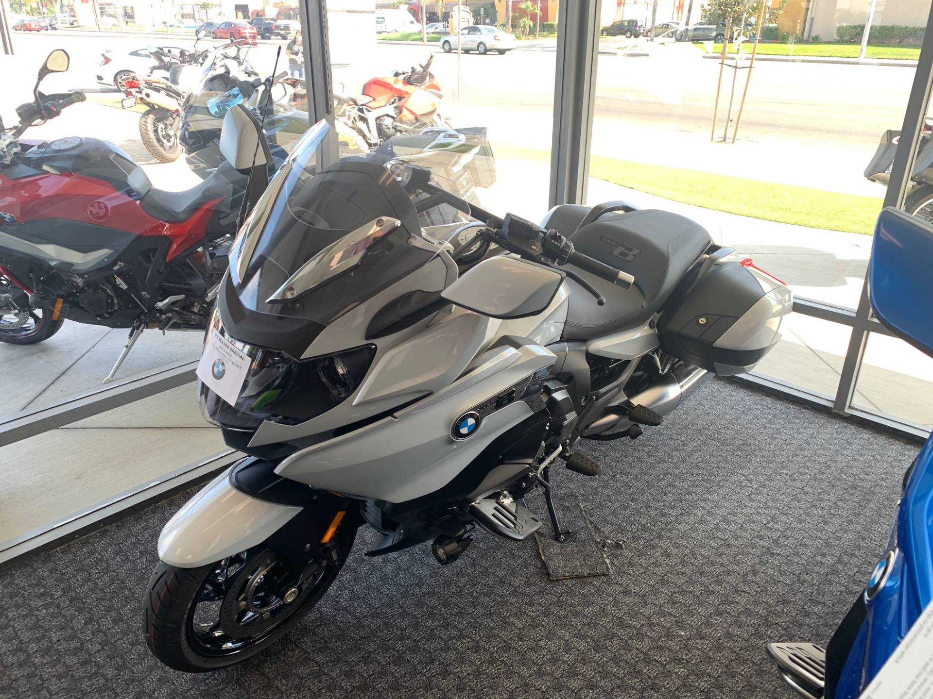 2020 BMW K 1600 B in Orange, California - Photo 1