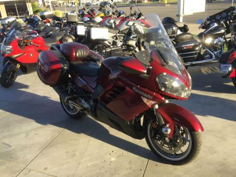 2009 Kawasaki Concours™ 14 ABS in Orange, California
